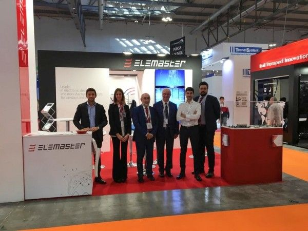 ELEMASTER GROUP AT EXPO FERROVIARIA 2019
