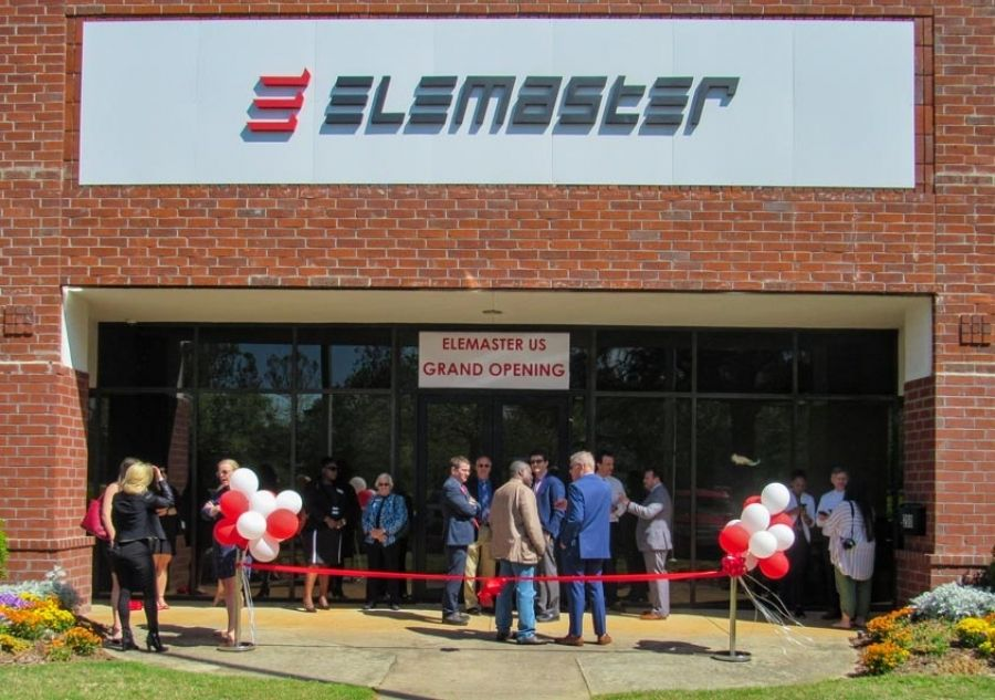 ELEMASTER OPENS A NEW MANUFACTURING FACILITY IN DULUTH (GEORGIA – USA) IT