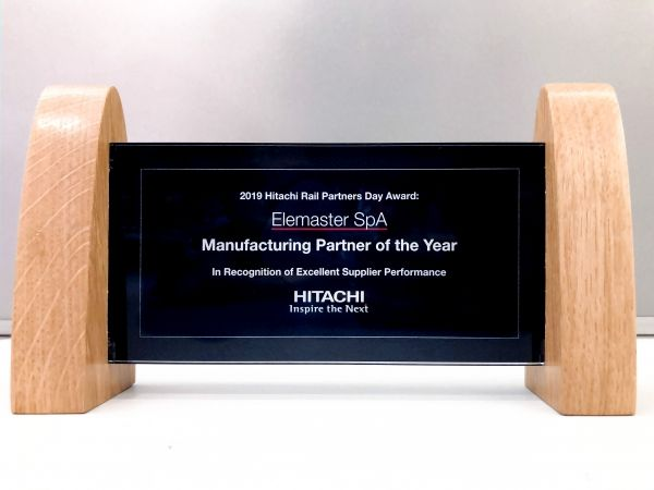 HITACHI AWARDS