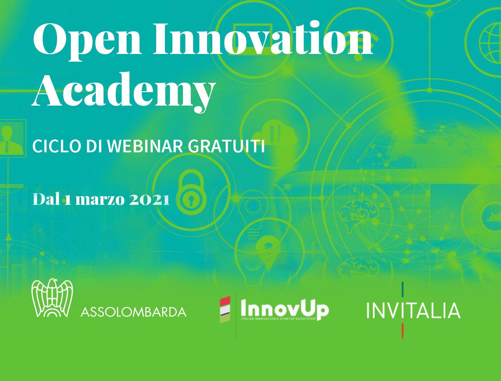Workshop: Open Innovation Academy
